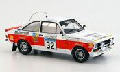 Miniature Ford Escort RS 1800  No.32 Rally Gro?britannien 1976 MK2