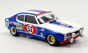 Ford Capri 2600 miniature RS No.52 24h Le Mans 1972