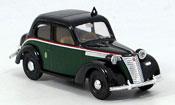 Miniature Fiat 1100 1949  E Taxi Mailand