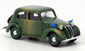 Fiat 1100 1937 miniature Militar