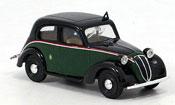 Fiat 1100 1937 miniature (508c.) Taxi Mailand