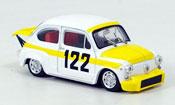 Fiat 850   Abarth TC No.122 Coppa Collina 1969 Brumm