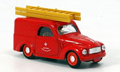 500 C Lieferwagen pompier Italien 1949