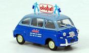 Fiat 600   Multipla Olio 1956 Brumm