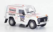 Mercedes 280 1983 GE No.142 Ickx Brasseur Rally Dakar 1983