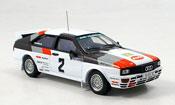 Audi Quattro No.2 Mikkola Sieger Rally Schweden
