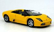 Lamborghini Murcielago Roadster  yellow Burago