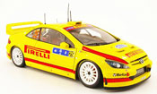 Peugeot 307 WRC  no.25 pirelli tour de corse 2006 Sun Star