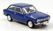 Nissan Sunny 1000 miniature bleu 1966