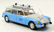 Citroen ID 19 break rtf blu 1963