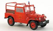 Campagnola pompier Trentino 1959