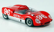 Miniature Lotus 19   no.96 sieger daytona 1962