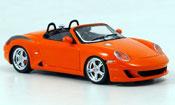 Ruf RK Spyder miniature orange 2006