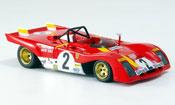 Ferrari 312 PB no.2 daytona 1972
