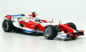 Toyota F1 tf 107 panasonic trulli 2007