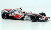 Mercedes F1 miniature McLaren Vodafone MP4 22 No. 2 2007