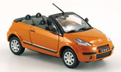 Citroen C3   pluriel orange 2003 Eagle