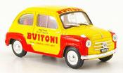 Fiat 600   Pasta Buitoni 1955 Brumm