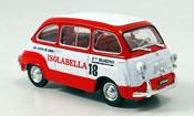 Fiat 600   Multipla Amaro 18 Isolabella 1960 Brumm