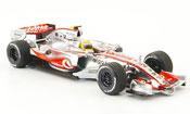 Mercedes F1 McLaren MP 4 22 L.Hamilton Vodafone 1st Podium 2007