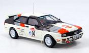 Audi Quattro Sieger Rally San Remo