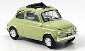 Fiat 500 D green 1960
