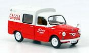 Seat Formichetta lieferwagen gaggia