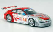 Porsche 997 GT3 RSR 2007  Flying Lizard Minichamps 1/43