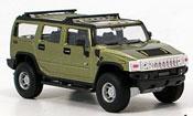 Hummer H2 verde