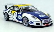 Porsche 997 GT3 Cup 2006  no. 33 marsh Autoart
