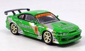 Nissan Silvia miniature S15 Keioffice 2003