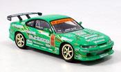 Nissan Silvia miniature S15 Keioffice 2004