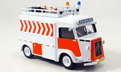 Citroen Type HY miniature rukspolitie police holland 1972