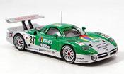 Nissan R390 miniature GT1 Jomo No.33 Le Mans 1998