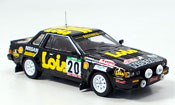 Nissan 240 miniature RS No.2 Rally Portugal 1985