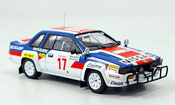 Nissan 240 miniature RS No.17 Levitan Dritter Platz Safari Rally 1985