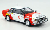 Nissan 240 miniature RS No.4 Combes Safari Rally 1985