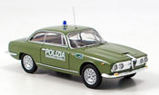 Alfa Romeo 2600 miniature sprint police 1962