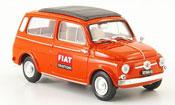 Fiat 500   Giardiniera Trattori 1960 Brumm