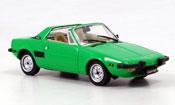 Fiat X 1/9 green 1972