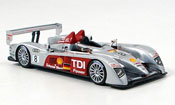 Audi R10 2006 Sieger 24h Le Mans 2006