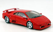 Lamborghini Diablo   se30 rouge 1994 Look Smart