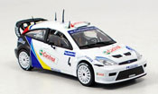 Ford Focus RS WRC No.4
