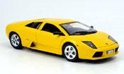 Lamborghini Murcielago   yellow Burago