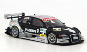 Miniature Audi A4 DTM  Playboy Abt 2007