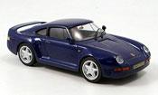Porsche 959 1985 blu