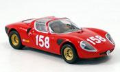Alfa Romeo 33.2 1967 miniature no. 158 a.fischhaber friburg