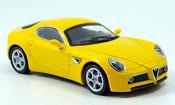 Alfa Romeo 8C Competizione  giallo 2007 M4
