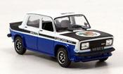 Simca 1000   rallye 2 srt blanche/noire 1977 Norev