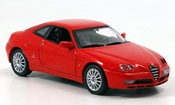 Alfa Romeo GTV 3.2 red 2003
